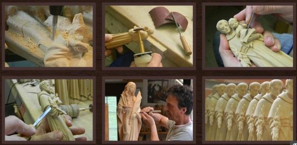 imagens sacras processo criacao